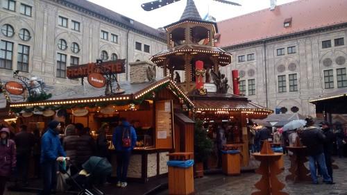 Monachium - jarmark