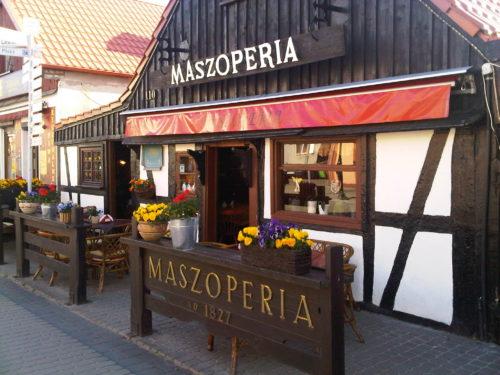 Maszoperia