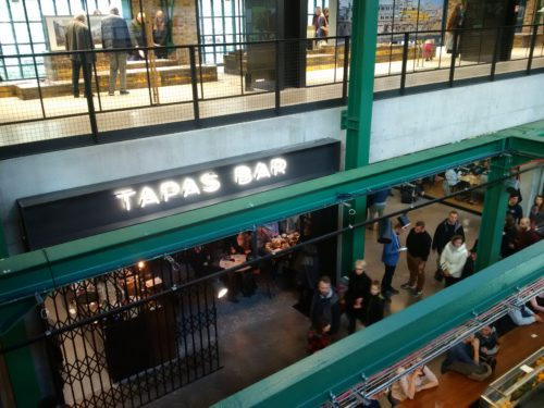 Hala Koszyki - Tapas Bar