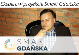 Artur Michna - ekspert Smaków Gdańska