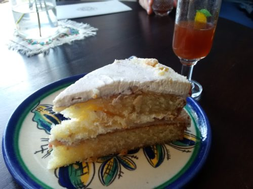 Tort marcepanowy (Z innej parafii)