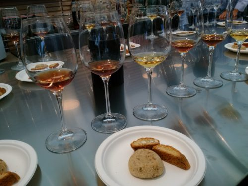 Biscotti i Vin Santo