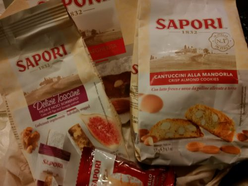 Produkty marki Sapori