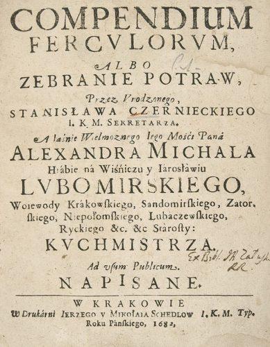 Compendium ferculorum