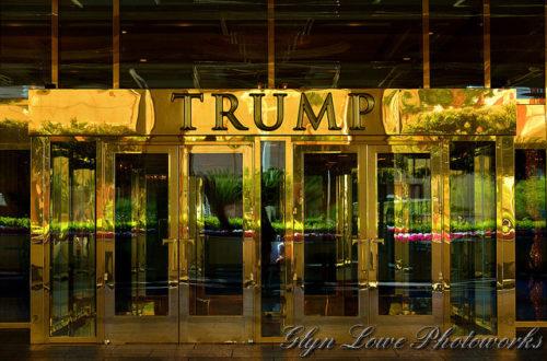 Trump International Hotel, Las Vegas; fot. www.GlynLowe.com