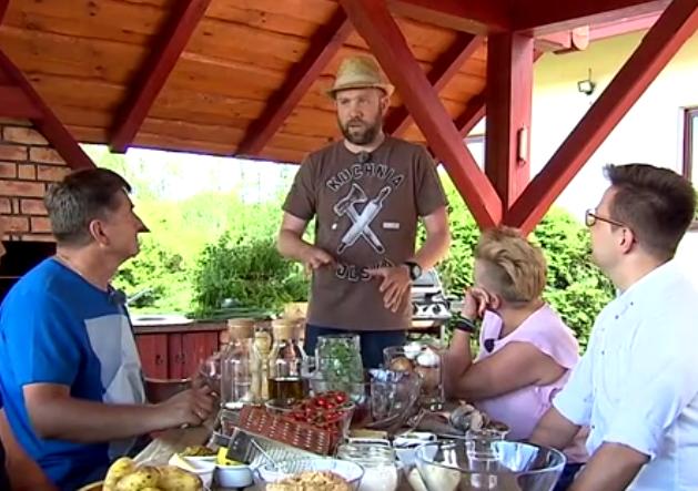 Artur Moroz, Polski Grill, fot. vod.tvp.pl