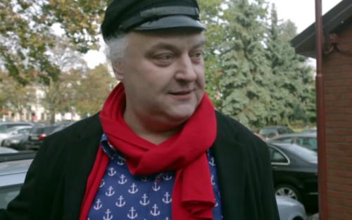 """Maciej Nowak / fot. kadr z dokumentu """"MOJA HISTORIA: Maciej Nowak"""""""