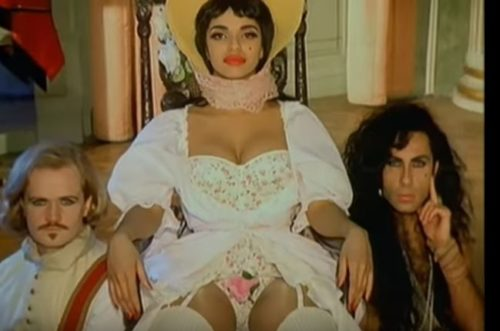 """Crucified"" - Army of Lovers"
