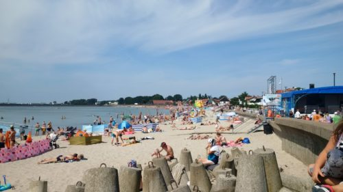 Hel, plaża