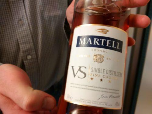 Koniak, Martell