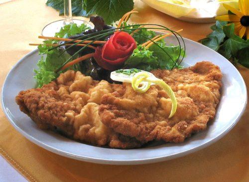 Wiener Schnitzel / fot. Kobako (wikipedia)