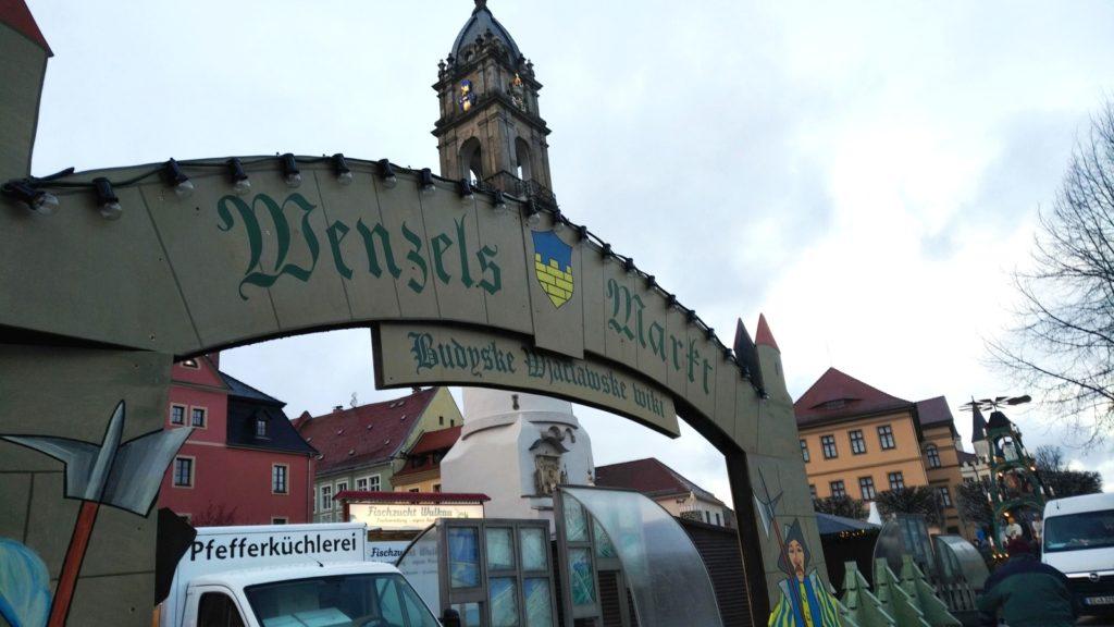 Jarmark w Bautzen, Saksonia