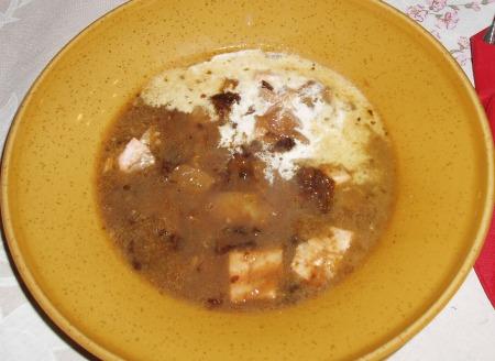 Zupa rybna w Tabunie