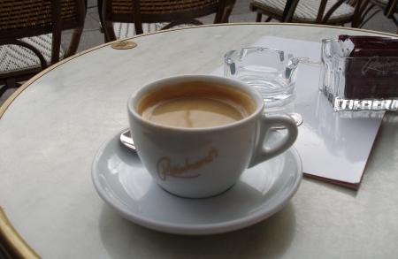 Kawa w Berlinie