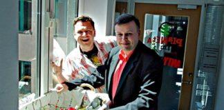 Krytyk Kulinarny Artur Michna i Paweł Loroch