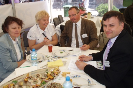 Bursztynowe Laury - obrady jury z Krytykiem Kulinarnym Arturem Michną