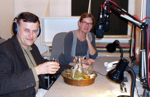 Krytyk Kulinarny Artur Michna u Iwony Demskiej w audycji