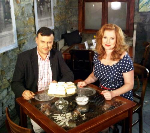 Krytyk Kulinarny Artur Michna i Marta Grycan