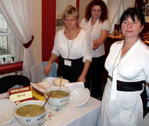 Przepisy Kulerskiego - Zupa z ryb i jej autorki
