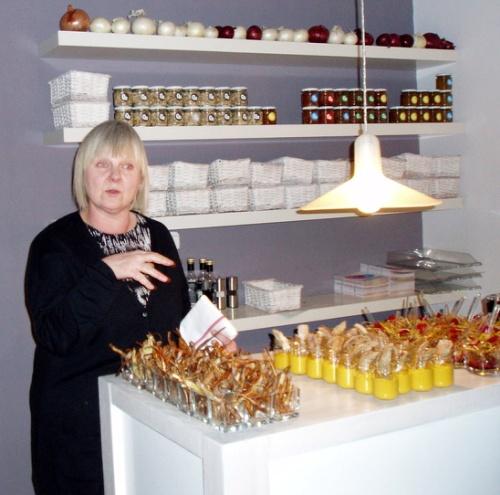 Marta Gessler i sztuka warzyw - Marta Gessler