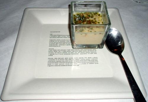 Marta Gessler i sztuka warzyw - zupa selerowa