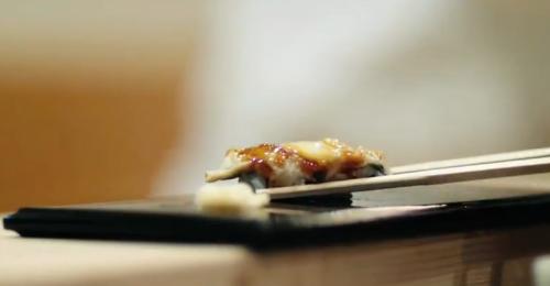 Jiro śni o sushi - sushi