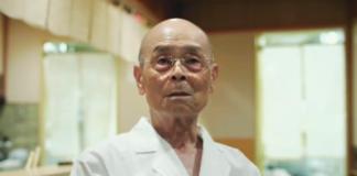 Jiro śni o sushi - mistrz Jiro