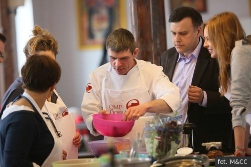 Grzegorz Łapanowski i nowe oblicze wołowiny - przygotowania