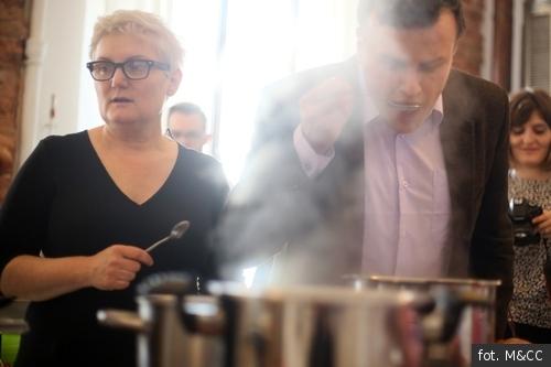 Grzegorz Łapanowski - nowe oblicze wołowiny - degustacja