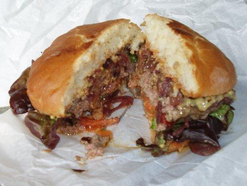 Gwiazdka jest jednak, Magda Gessler też - burger - restauracja Lokal.Bistro (Warszawa)