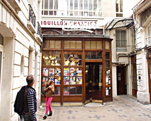 Podróż soczysta berlińsko-paryska - Le Bouillon Chartier