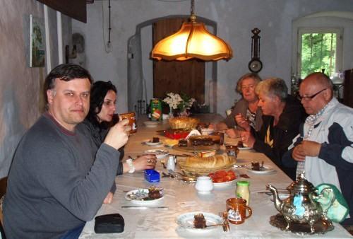 Agroturystyczne wakacje na Pomorzu - gościna w Bajkowym Młynie