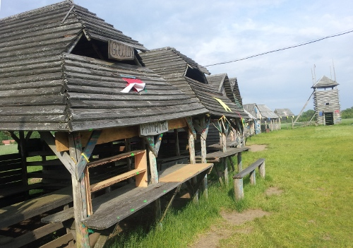 Agroturystyczne wakacje na Pomorzu - Wioska Hobbitów
