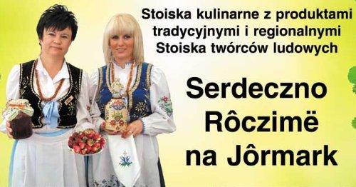 Lipcowa przejażdżka kulinarna - Jarmark Kaszubski
