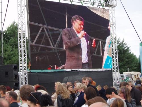 Krytyk Kulinarny Artur Michna w Wojtalu
