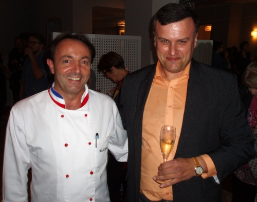 Krytyk Kulinarny Artur Michna z Michelem Moranem
