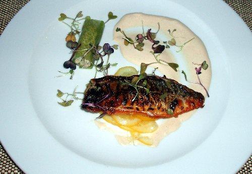Neptun w Ustce - rewolucja w kuchennym zaciszu - makrela