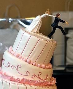 Hrabia ucieka z tortu