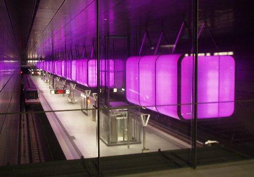 Stacja HafenCity Universität