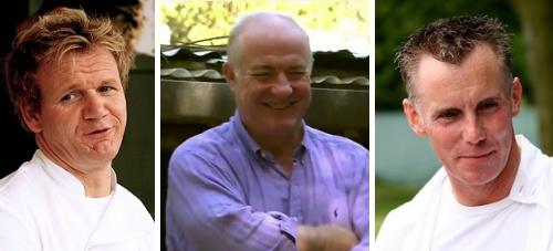 Ramsay, Stein, Rhodes
