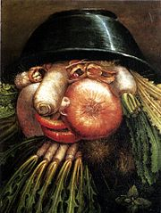 Arcimboldo - Vegetables