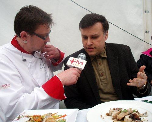 Krytyk Kulinarny Artur Michna w rozmowie z Michałem Turkiem (Radio Plus)