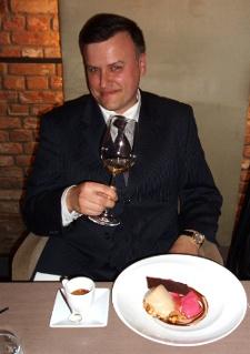 Krytyk Kulinarny Artur Michna