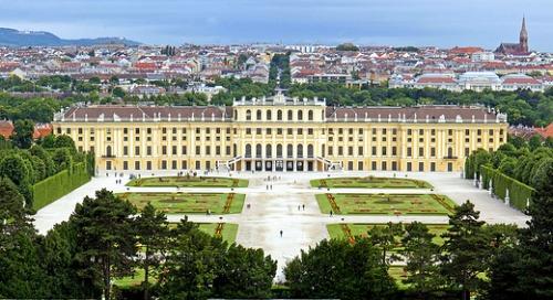 Pałac Schönbrunn / fot.  Dennis Jarvis