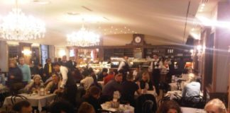 Wiedeńska restauracja