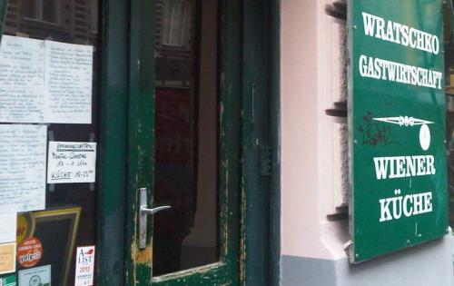 Wratschko - wejście