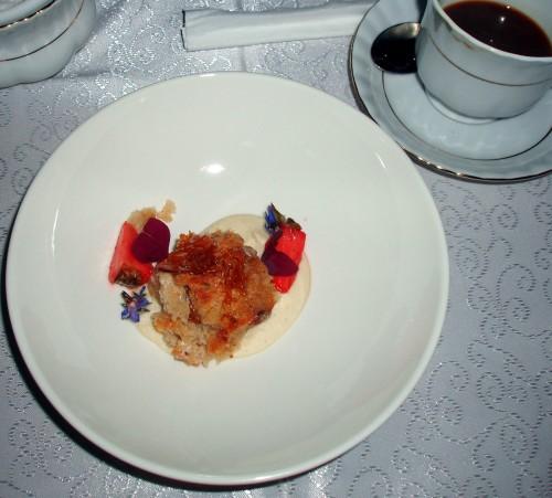 Kuba Korczak pudding z chleba