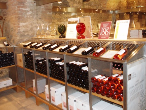 Klosterneuburg - wina