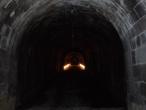 Tajemniczy korytarz
