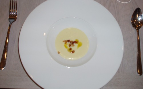 Zupa - krem z ziemniaków